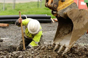 Earthmoving and excavations